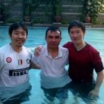 Крещение в Индонезии: Бог способен смягчить твердые сердца