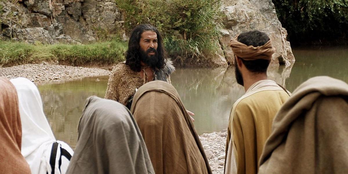 Иоанн Креститель: Мессия, Илия или Пророк?