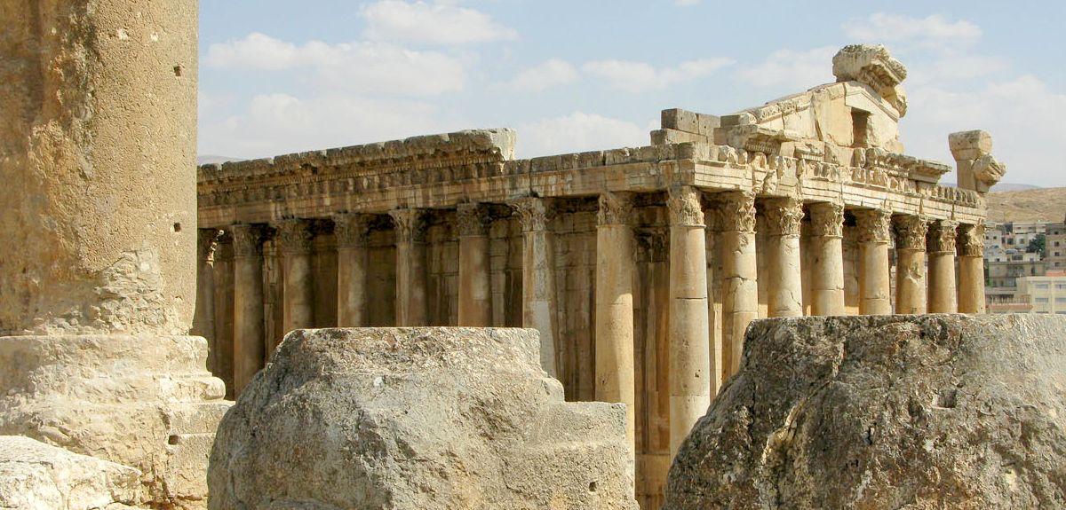 """Имя """"Лисаний"""" обнаружено на надписях из Баальбека и Авилинеи"""