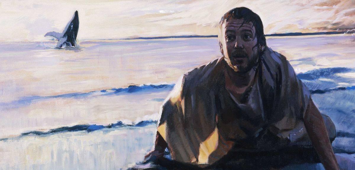 Пророк Иона во чреве кита - толкование библейской истории