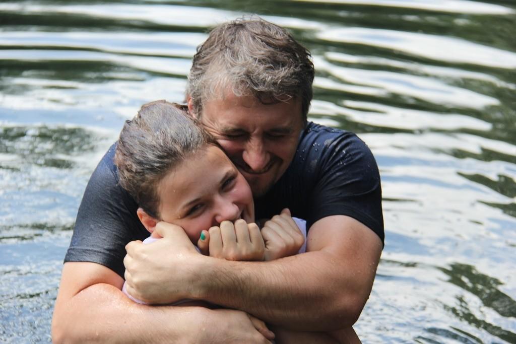 Свидетельства христиан из Москвы: крещение моей мамы и дочери