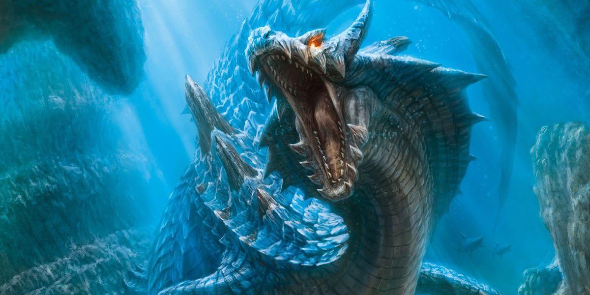Левиафан и бегемот в Библии - книга Иова