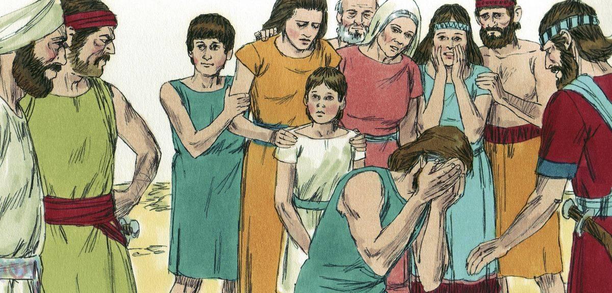 Грех Ахана в Библии и последствия его поступка