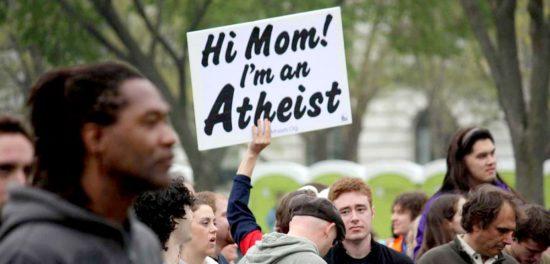 Аргументы атеистов против существования Бога