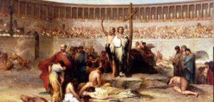Гонения при Домициане на христиан - данные истории