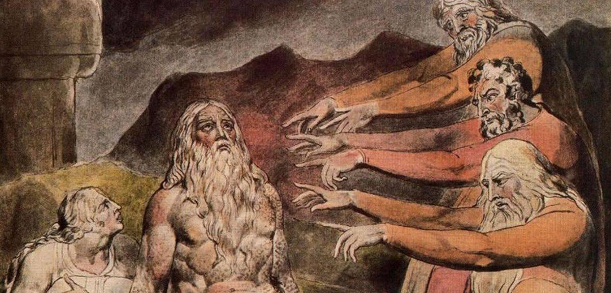 Библейский Иов – непорочный и безгрешный персонаж?