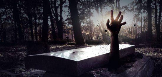 Массовое воскрешение мертвых в Библии (Евангелие от Матфея)