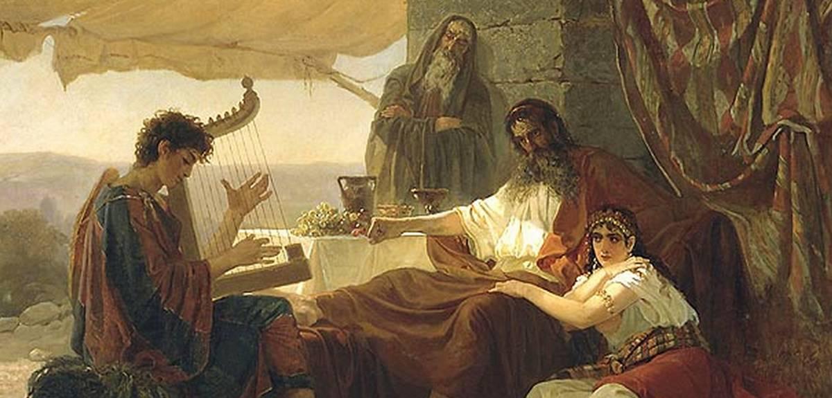 Неисчерпаемые ресурсы Псалтири: толкование библейской книги