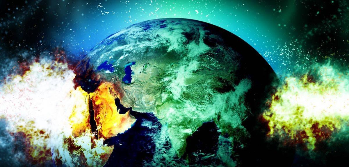 Если Бог уничтожит Вселенную - как выживет человечество?