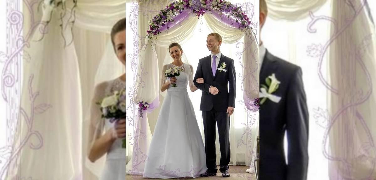 Христианские свадьбы в Екатеринбурге: венчание Александра и Ирины