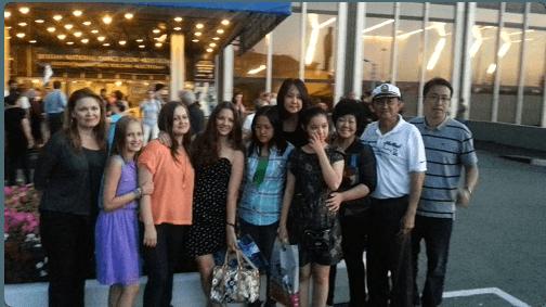 Ради укрепления международных христианских связей