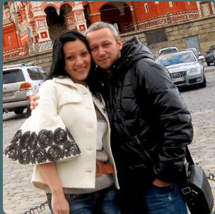В Московской церкви Христа крестилась еще одна семейная пара