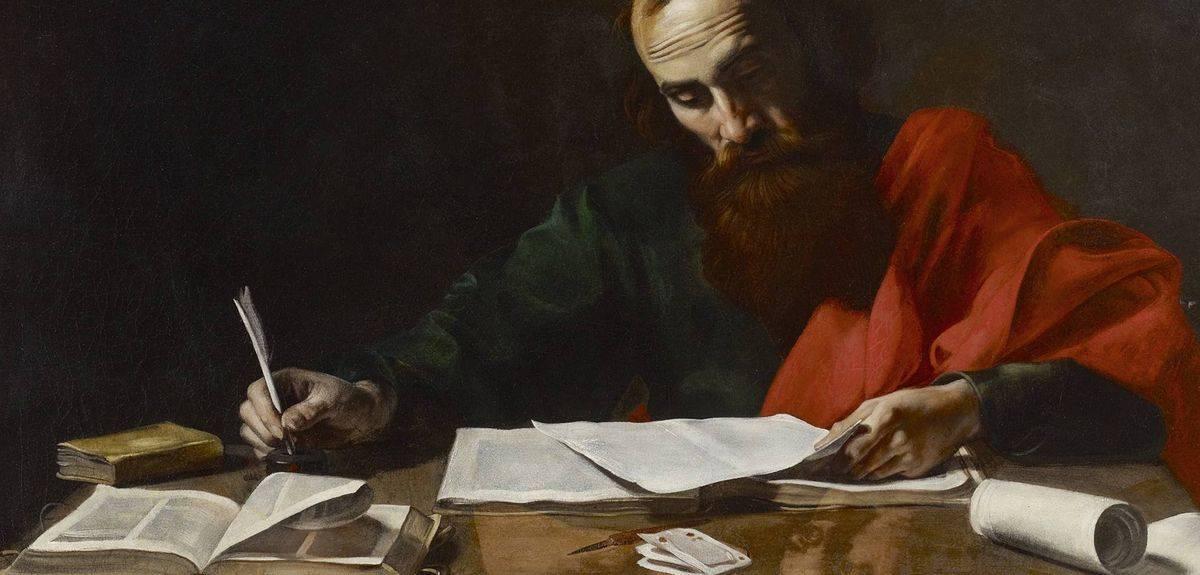 Что апостол Павел делал в Иерусалиме, как сказано в книге Деяний?