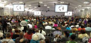 Юбилей Нью-Йоркской церкви Христа посетило 5000 человек