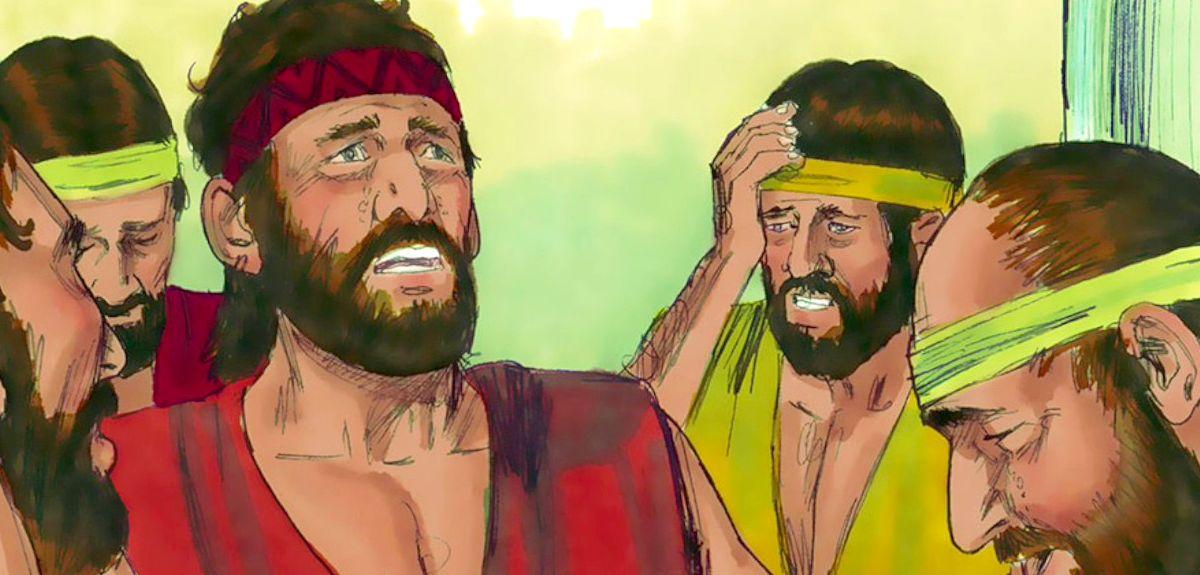 Прообразы Иосифа и Иисуса и антиобразы Давида и Саула
