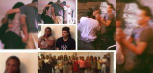 Крещение подростка в Нью-Йорке - еще одна измененная жизнь