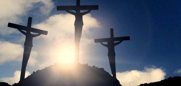 Кости Иисуса Христа на распятии - ни одна не была сломана?