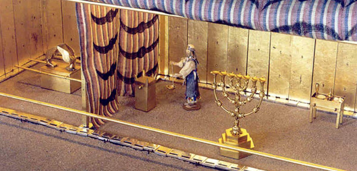 Скиния Моисея, или священный шатёр - устройство и основные части