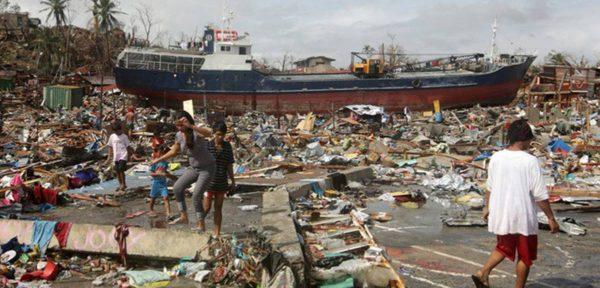 Волонтеры на Филиппинах: миссия чуть не закончилась трагедией