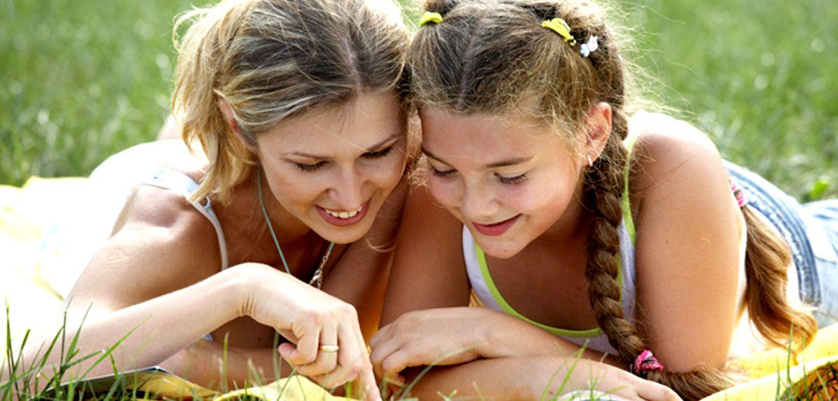 5 советов для построения близких отношений с дочерью-подростком