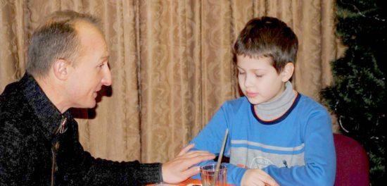 """Детский христианский спектакль """"День до Рождества"""" в Минске"""