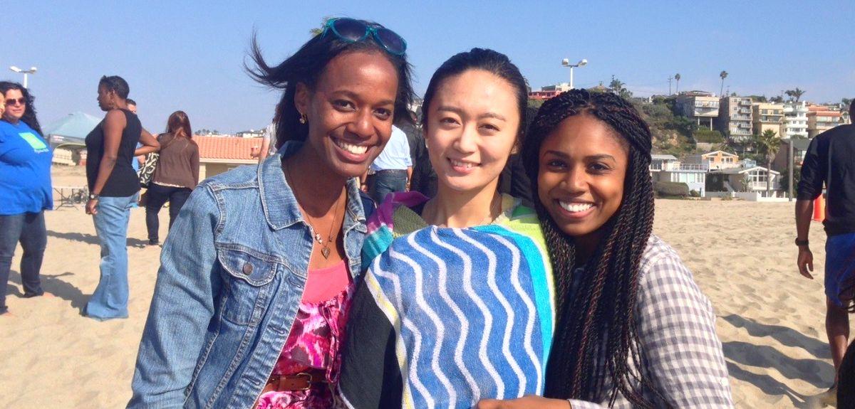 Крещение в Океане: две истории из церкви в Лос-Анджелесе