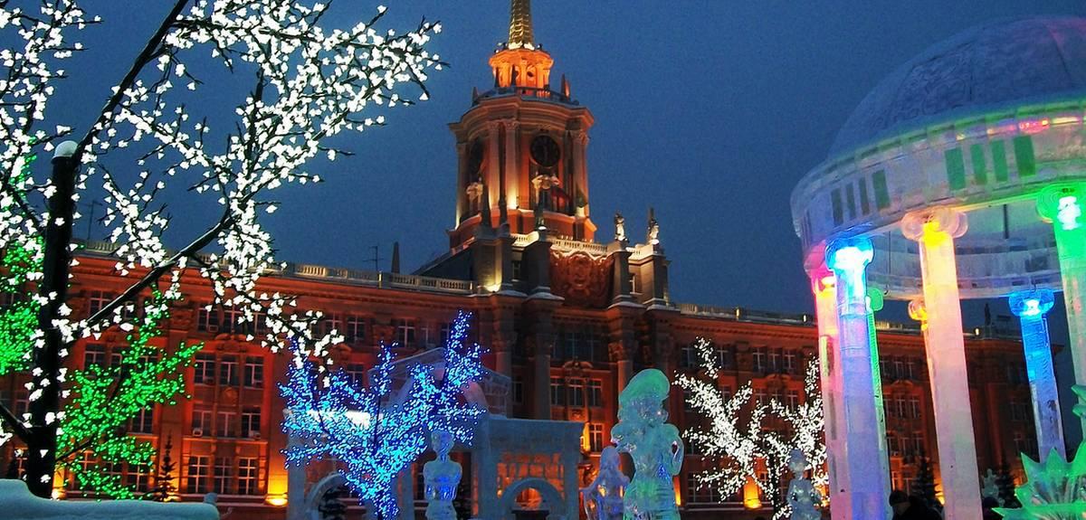 В екатеринбургской церкви состоялась Рождественская служба