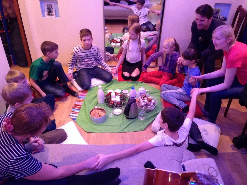 Как провести духовные детские выходные. Церковный опыт.