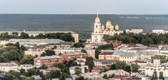 Московские братья и сестры поддержали церковь во Владимире