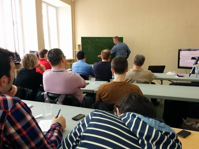 Гомилетика или искусство проповеди: семинар для проповедников