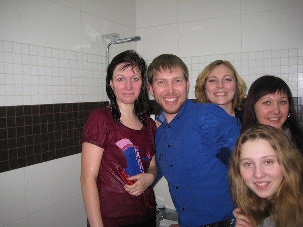 Крещение Алены в Новосибирске стало для многих большим чудом