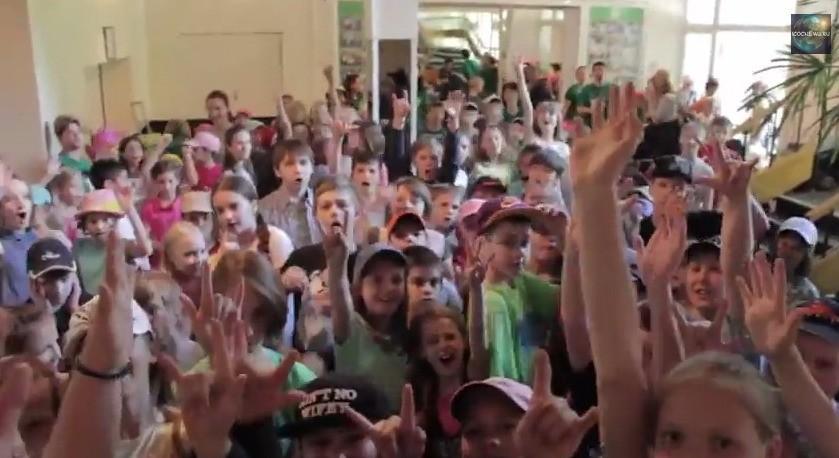 Детский христианский лагерь завершился в Подмосковье