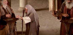 Две лепты бедной вдовы - эта притча хороший пример для христиан?