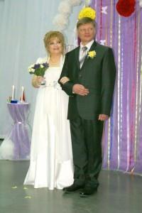 Венчание в церкви Новосибирска соединило еще два любящих сердца