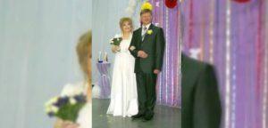 Венчание в церкви Новосибирска: свадьба Василия и Ирины