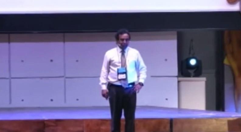 Книга Аггея: Стройте Мой дом. John Louis, Sam Laing (ILC conference)