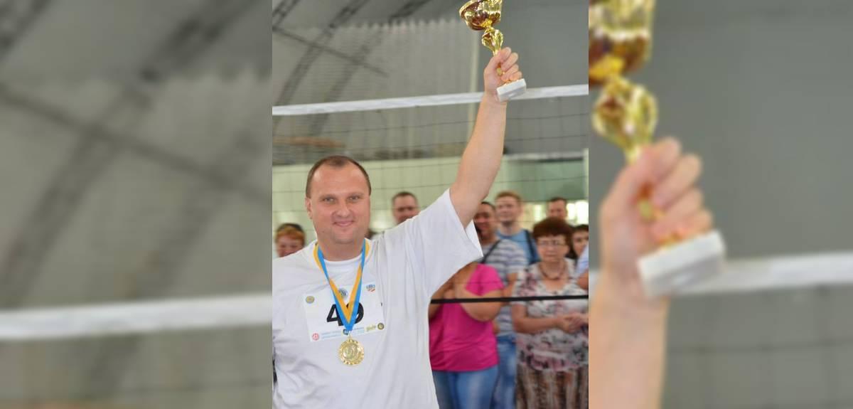 Христианин из Киева выиграл соревнования в дартсе и гиревом спорте