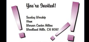 Удивительная история из христианской церкви в Лос-Анджелесе