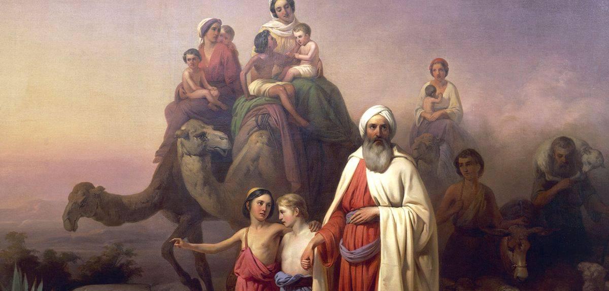 Откуда берутся этнические описания библейских персонажей?