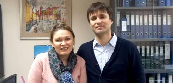 Московская церковь Христа поздравляет церковь в Ташкенте с 20-летием!