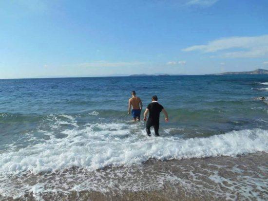 Крещение в Афинах, которого ждали много лет