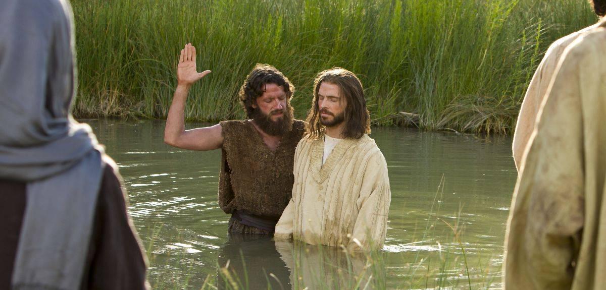 Крещение Иоанново и его роль в покаянии человека