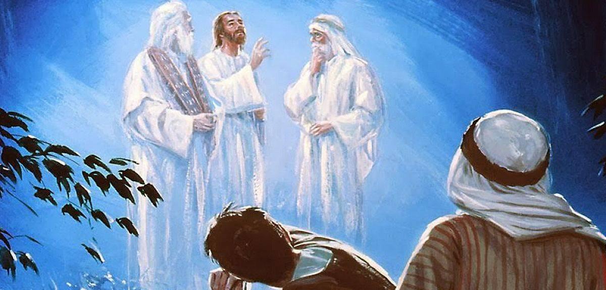 Как произошло преображение Господа Иисуса Христа?