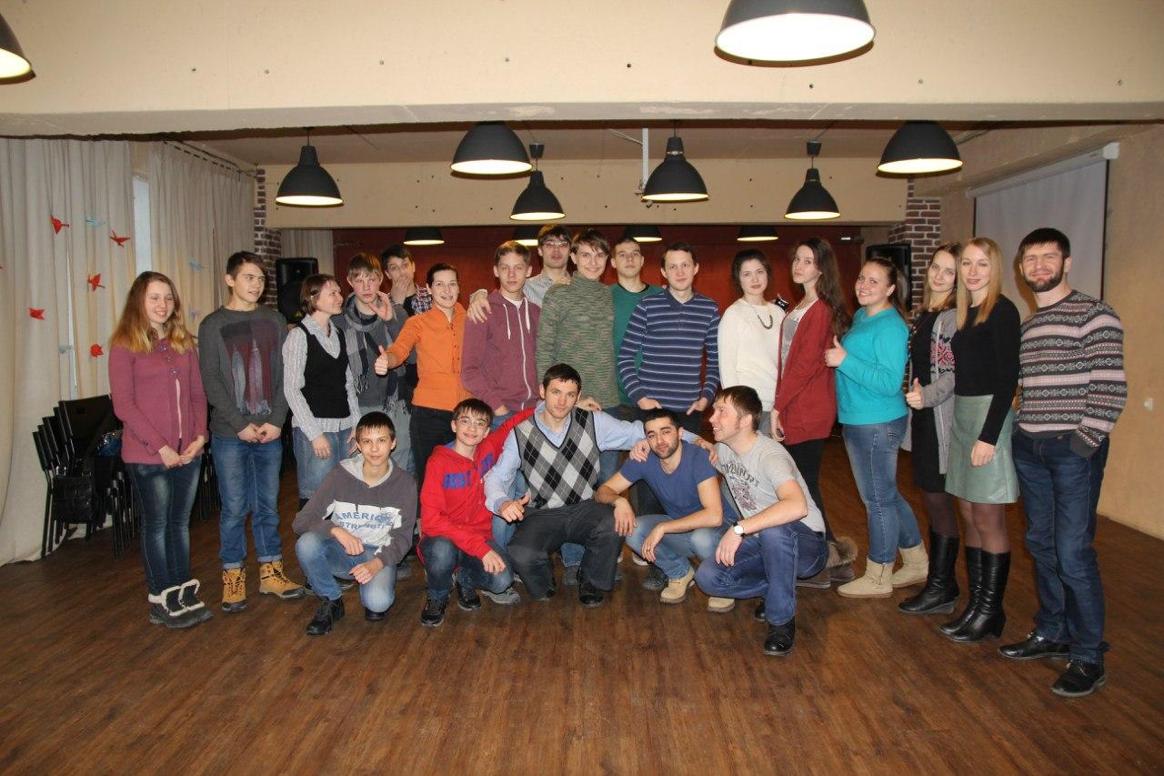 Крещение Святослава в Новосибирске: это моя вера!