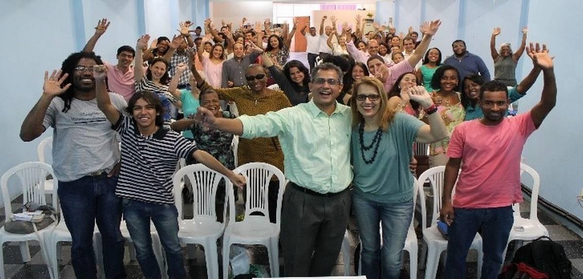 Новости церквей Христа Бразилии: о том, как мы стали миссионерами