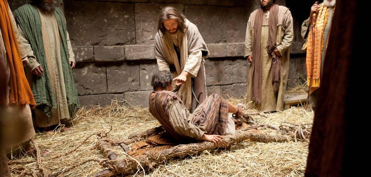 Может ли Бог простить грехи без спасения человека?
