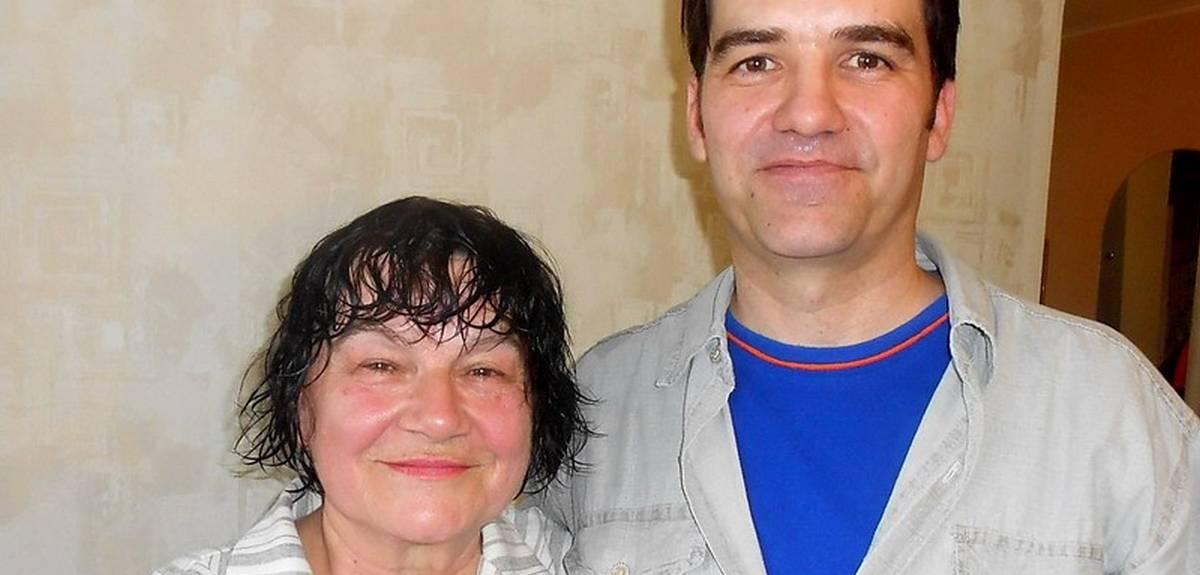 Мама крестилась в Екатеринбурге после 20 лет молитв