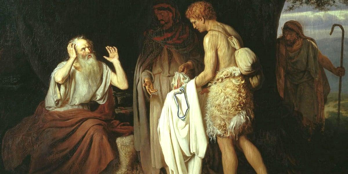 Как Иаков боролся с Богом - толкование Библии