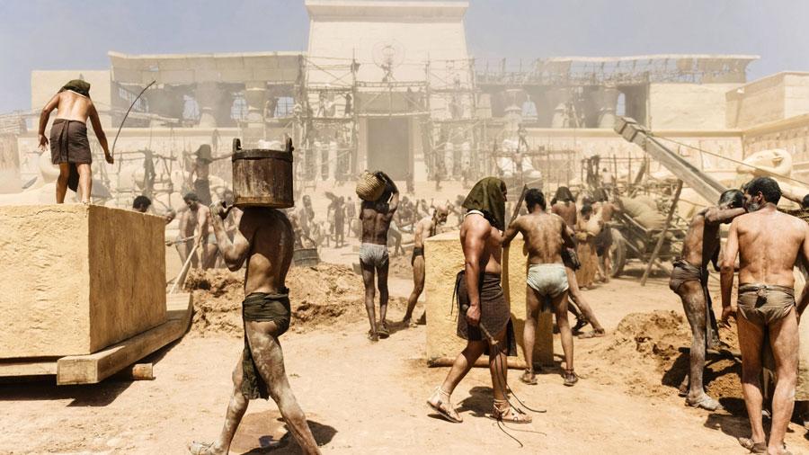 Египет - символ греха и рабства в Библии?