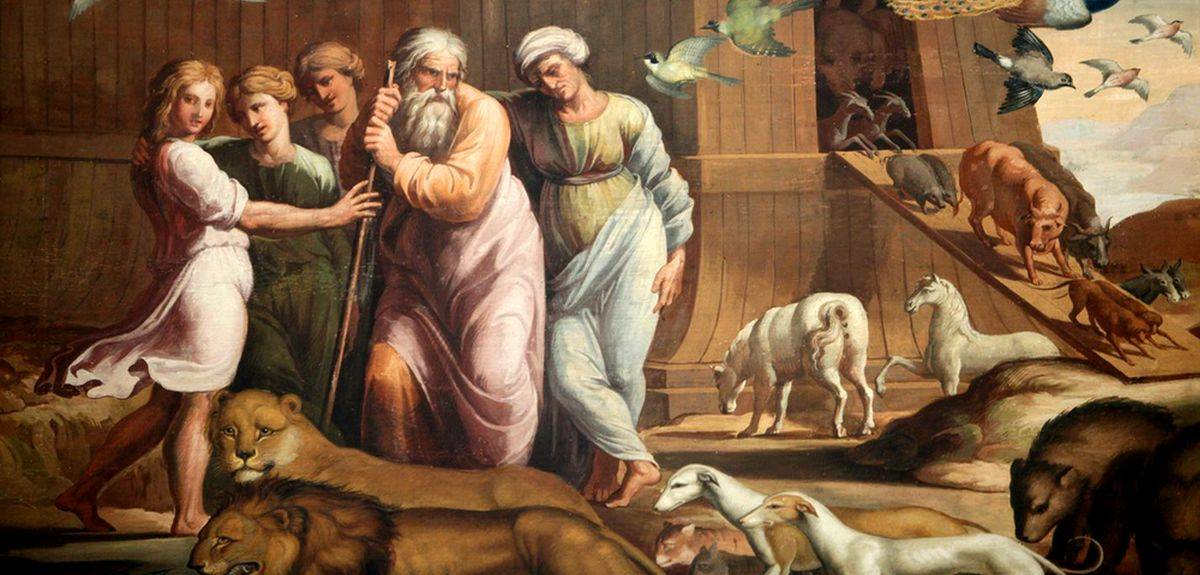 Проклятие Ханаана: за что проклят внук Ноя?